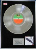 Led Zeppelin - Platinum Disc LP - Led Zeppelin 1